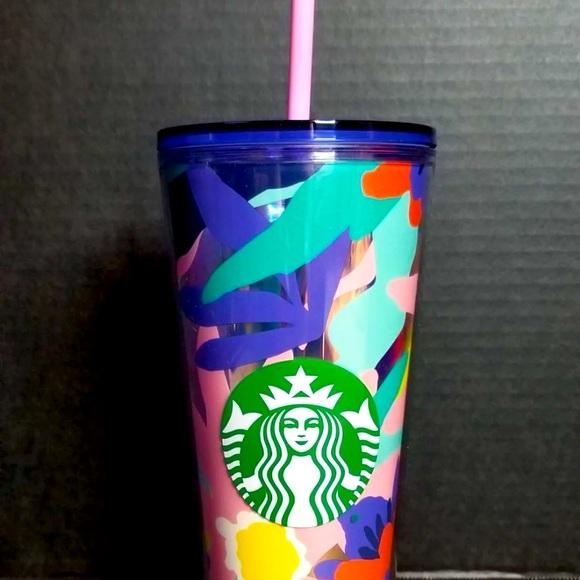 NWT Starbucks Spring 2021, Mother's Day tumbler